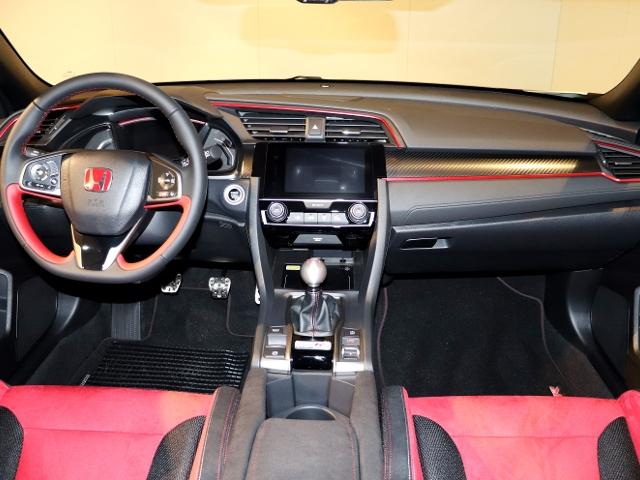 Honda Civic 2.0 i-VTEC Type R GT Navi