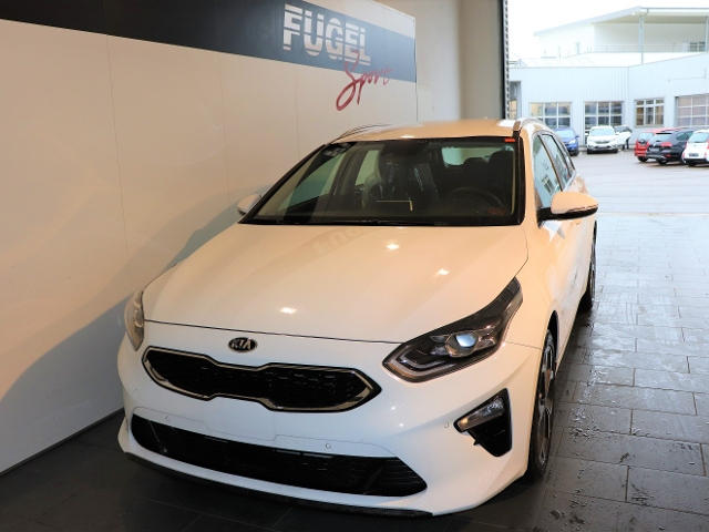 Kia Ceed Sportswagon 1.6 CRDi Spirit LED|Navi|Tech.