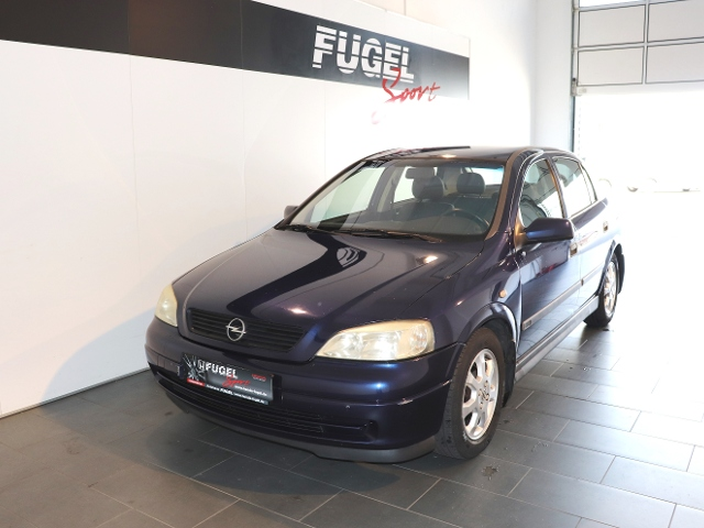 Opel Astra 1.6 Selection Comfort Klima