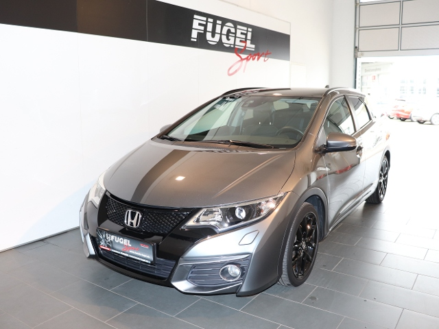 Honda Civic Tourer 1.8 i-VTEC Style Edit. AT|Navi|SHZ