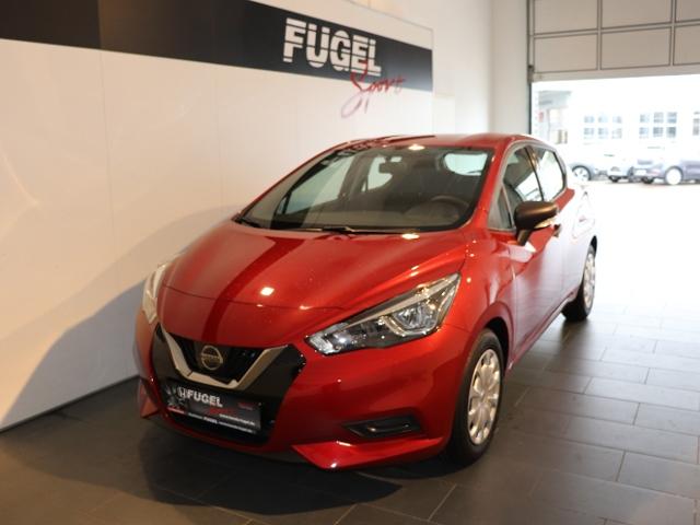 Nissan Micra 1.0 Visia Plus Klima|PDC hi.