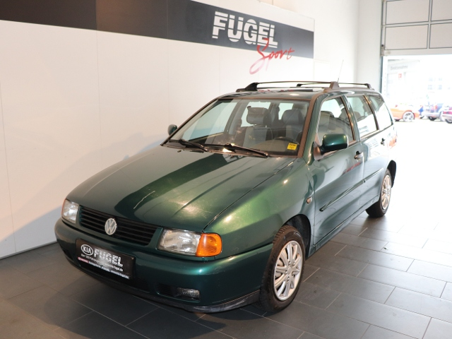 VW Polo Variant 1.7 TDI