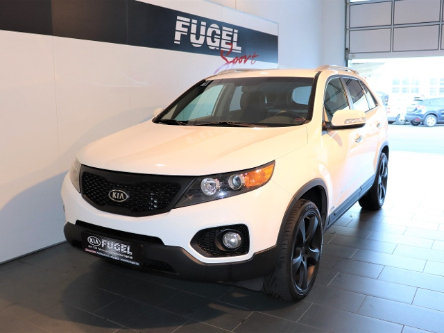 Kia Sorento 2.2 Vision 4WD AT SHZ|Temp.