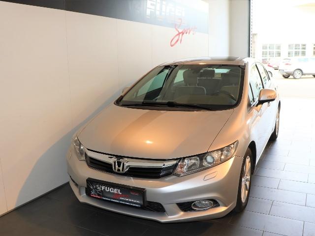 Honda Civic 1.8i-VTEC Executive Xenon|Glasdach