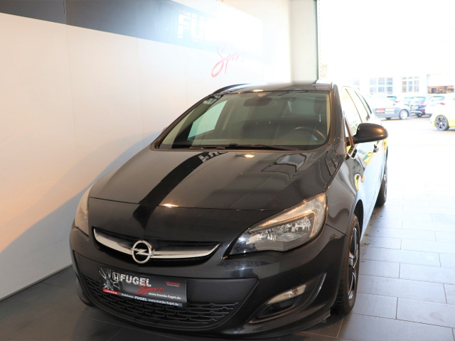 Opel Astra Sports Tourer 1.4 Turbo Edition Klima|PDC