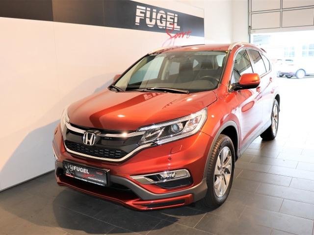 Honda CR-V 2.0 i-VTEC Lifestyle Pl. 4WD AT|Xen.|Navi|Leder