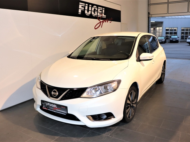 Nissan Pulsar 1.5 dci Acenta Klimaaut.