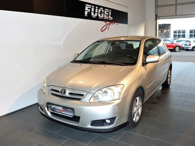 Toyota Corolla 1.6 Sol Klimaaut. 3tg.