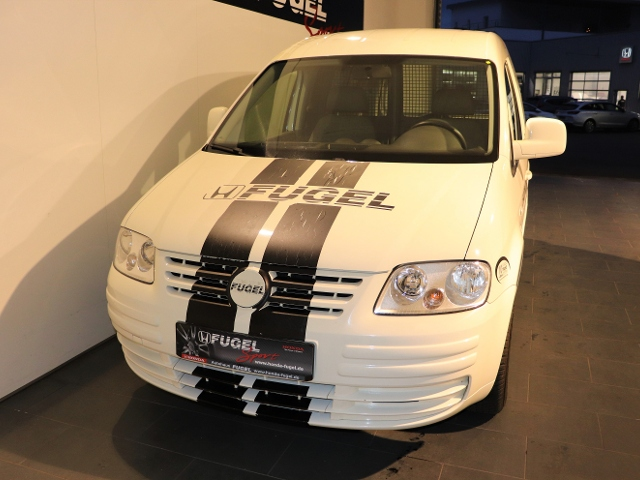 VW Caddy 1.9 TDi Kasten AHK