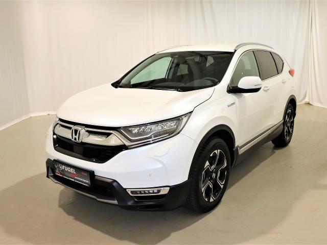 Honda CR-V Hybrid 2.0 i-MMD E-CVT 2WD Lifestyle Leder