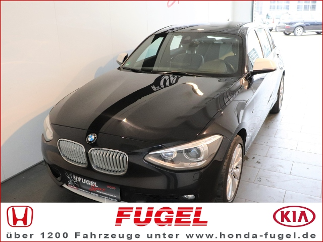 BMW 118i Xen.|Navi|Schiebedach|PDC|Temp.