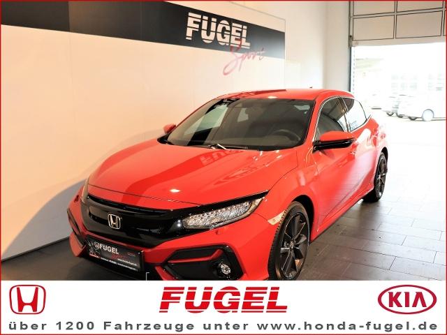 Honda Civic 1.0 VTEC Elegance LED|Navi|ACC