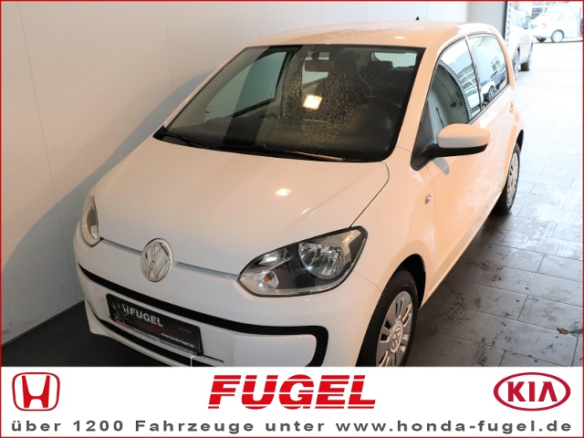 VW up! 1.0 move 5tg. Klima|Radio/CD