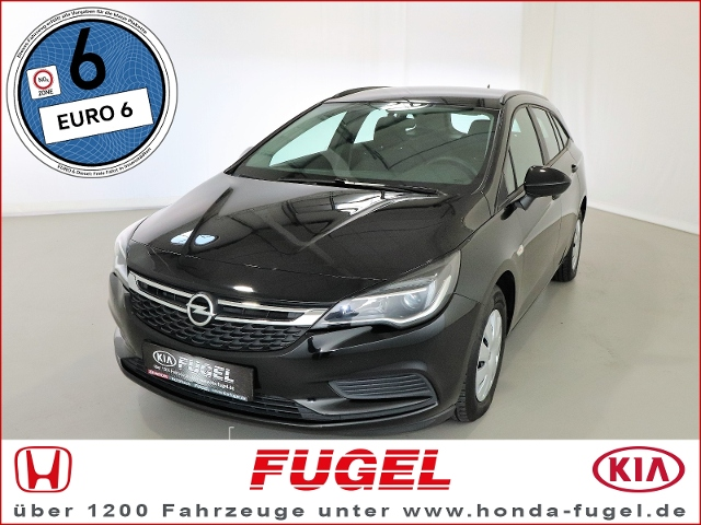 Opel Astra K Sports Tourer 1.6 CTDi Business Navi