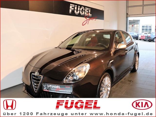 Alfa Romeo Giulietta 1.4 TB Turismo Leder|SHZ|Temp.