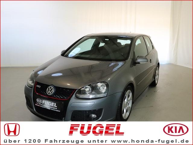 VW Golf 2.0 GTI Klimaaut. Sportsitze