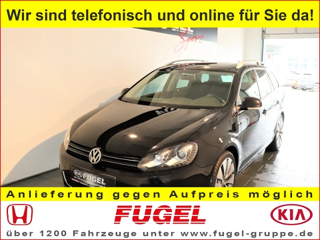 VW Golf Variant 1.4 TSI DSG Highline Pano|Temp.