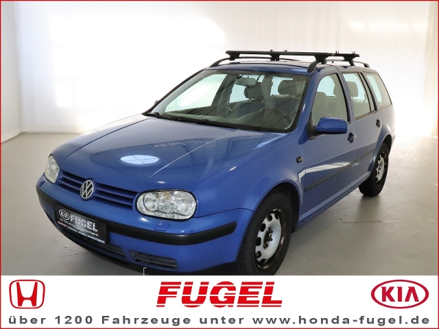 VW Golf 1.6 Edition Klimaaut.|SHZ