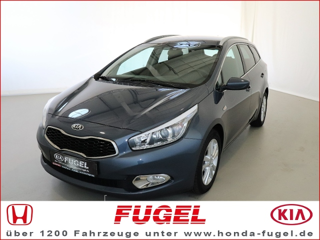 Kia Cee'd Sportswagon 1.6 GDi Dream-Team SHZ|Temp.