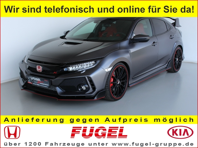 Honda Civic 2.0i-VTEC Type R GT Navi|LED|Fugel Sport