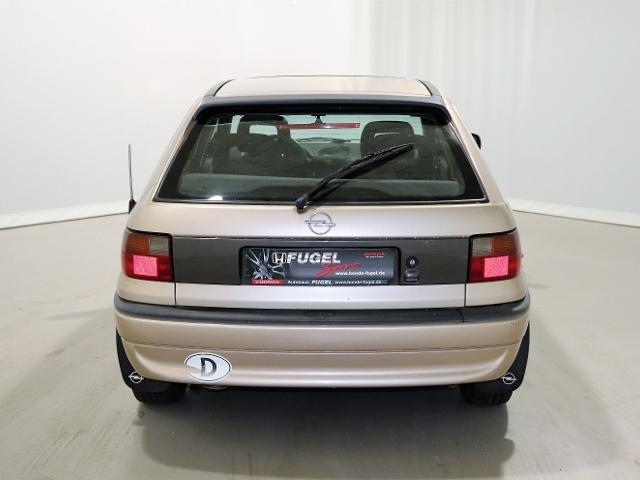 Opel Astra F 5tg. Schiebedach