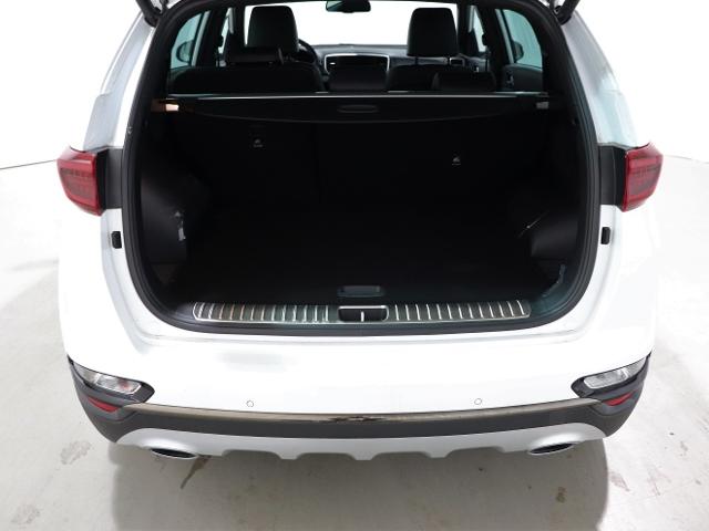 Kia Sportage 2.0 CRDI GT L. AWD LED Tech. Leder