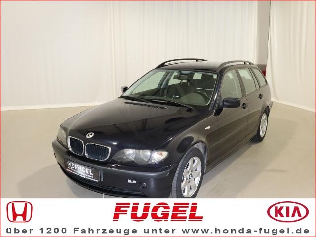 BMW 318i Touring AHK|HU 10/2020
