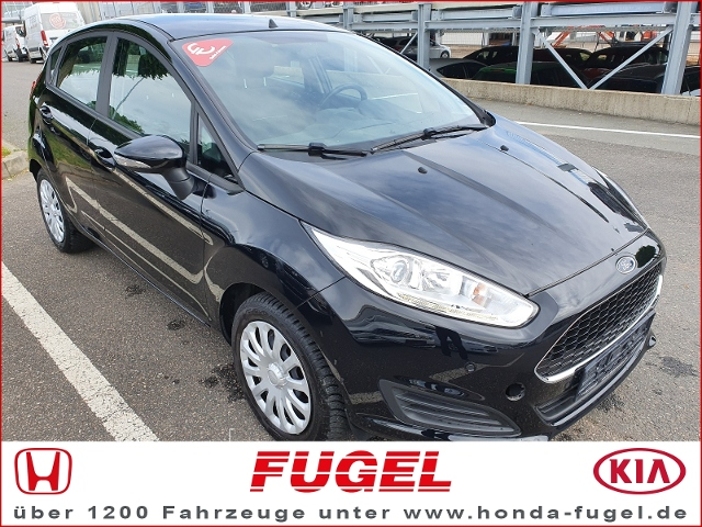 Ford Fiesta 1.0 EcoBoost Trend Navi|PDC