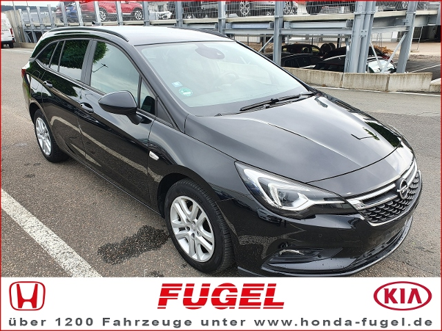 Opel Astra K Sports Tourer 1.4 T Edition AT|LED|Navi|AHK
