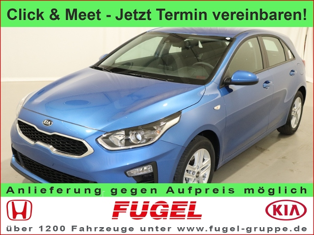 Kia Ceed Edition 7 Emotion Klima|Temp.