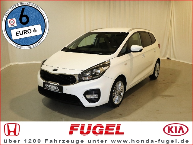 Kia Carens 1.7 CRDi Dream Team Navi|RFK|SHZ