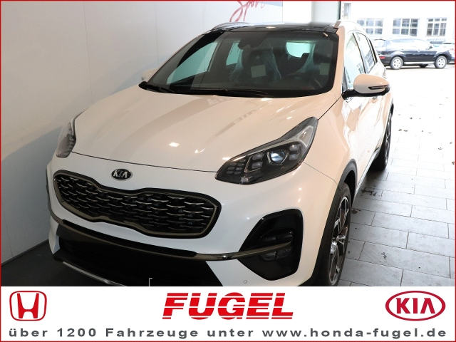 Kia Sportage 2.0 CRDi AWD GT L. AT|LED|Navi|Leder|GD