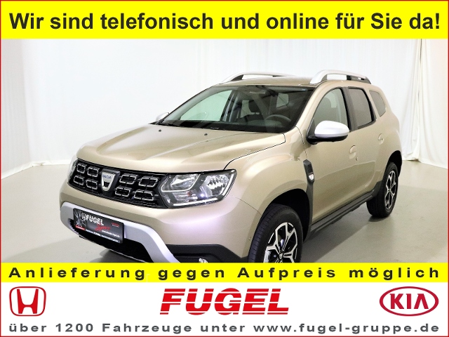 Dacia Duster TCE 100 Prestige 360°Kamera|SHZ|Navi