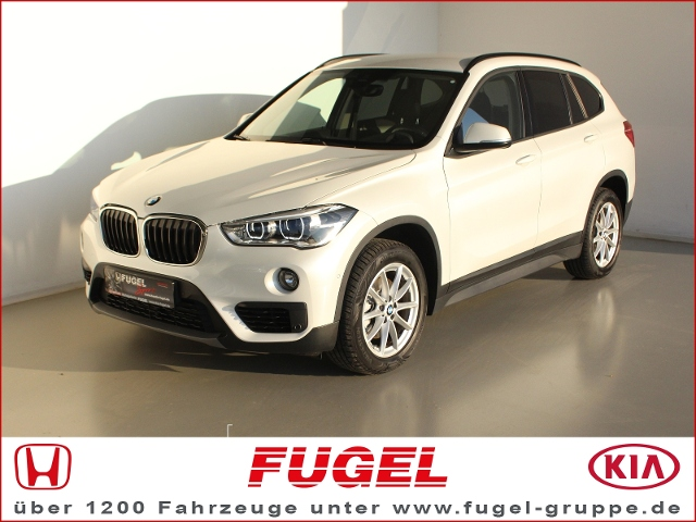 BMW X1 sDrive18i Advantage Navi|Business|LED