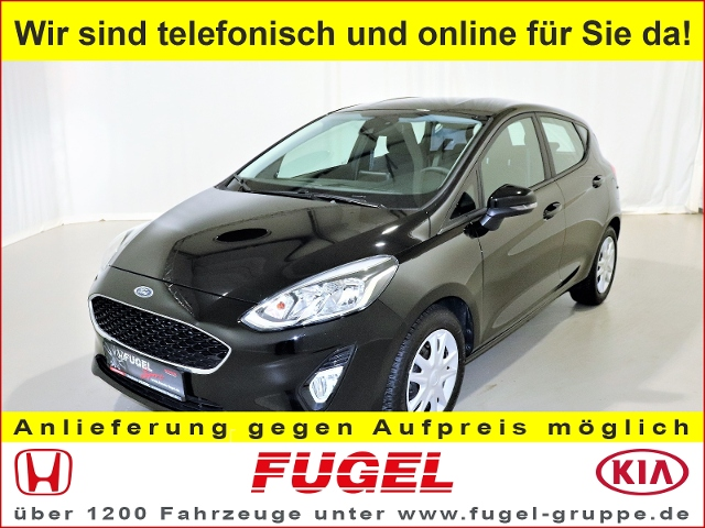Ford Fiesta 1.1 Cool&Connect Navi|Assist|PDC