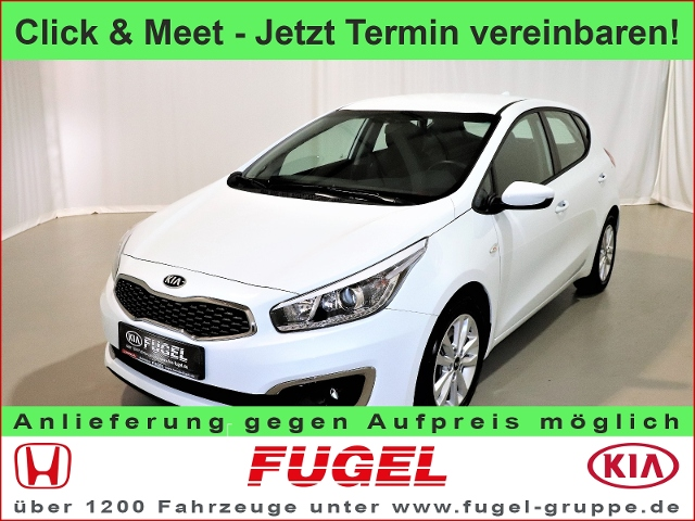 Kia Ceed 1.4 Edition 7 Emotion Travel Navi|RFK|SHZ