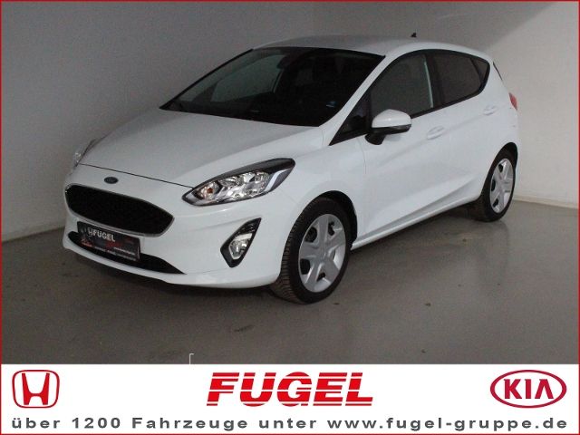Ford Fiesta 1.0 EcoBoost Cool&Connect LED|PDC|Winter