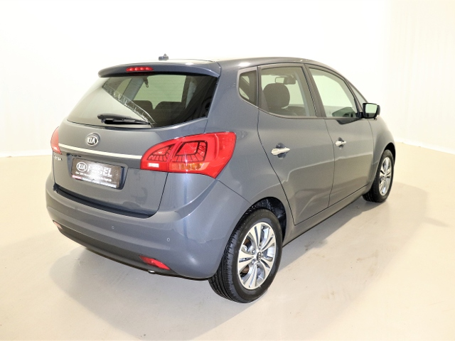 Kia Venga 1.6 Platinum Edition AT Navi