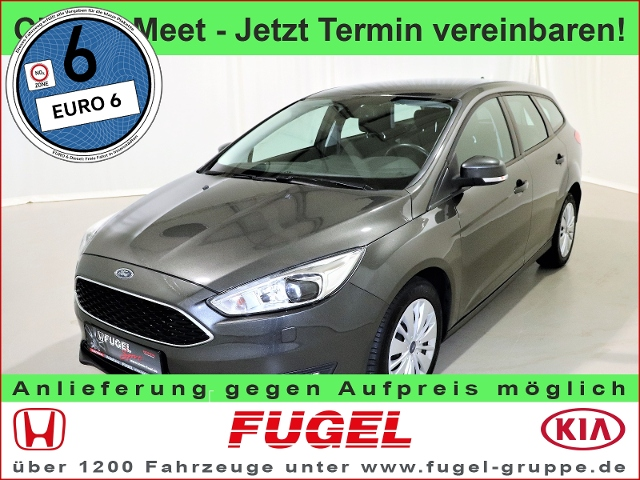 Ford Focus Turnier 1.5 TDCI Business Xen.|Navi|AHK