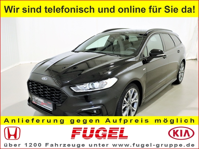Ford Mondeo Turnier 1.5 EB ST-Line Navi|Ass.|Winter
