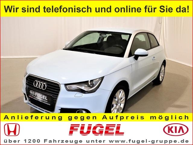 Audi A1 1.4 TFSI Ambition Xen.|Navi|PDC