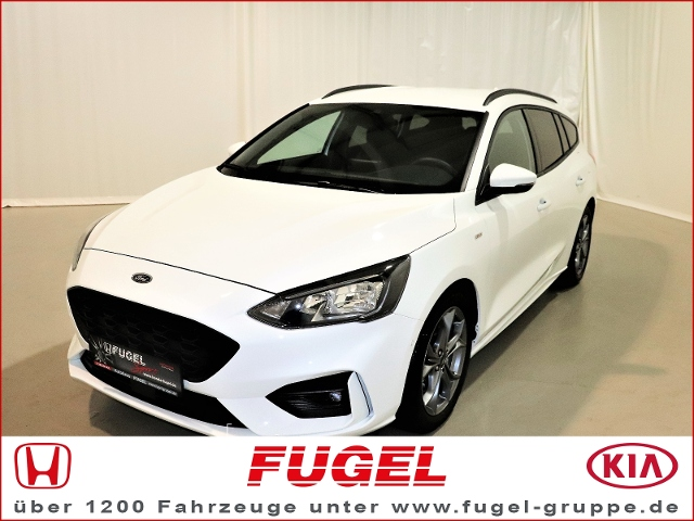 Ford Focus 1.5 EcoBlue Aut. ST-Line LED/Navi