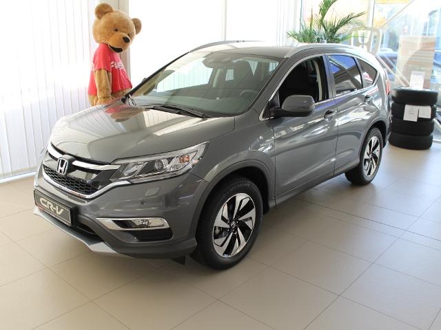 Honda CR-V 2.0 Lifestyle 4WD Xenon Navi