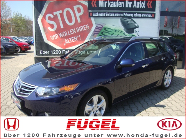 Honda Accord Tourer 2.0 Elegance Advantage