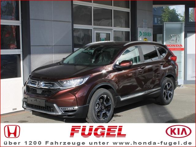 Honda CR-V Hybrid 2.0 i-MMD E-CVT AWD Lifestyle Leder