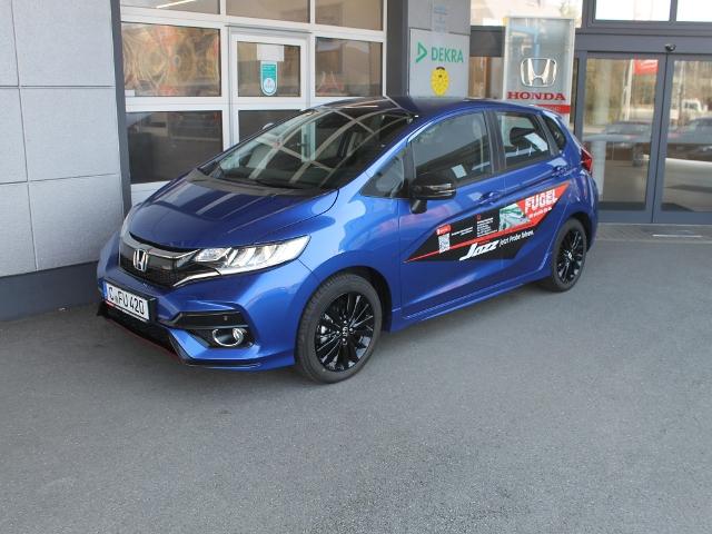 Honda Jazz 1.5 i-VTEC Dynamic CVT-AT LED PDC SH