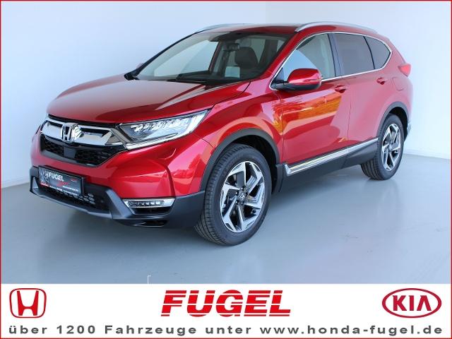 Honda CR-V 1.5 i-VTEC Turbo 4WD Exe. CVT|LED|Navi|Pano