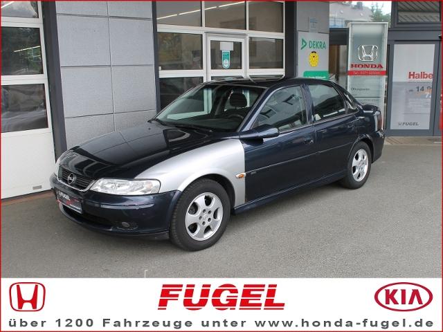 Opel Vectra 1.6 B Lim. Edition 2000 Klima