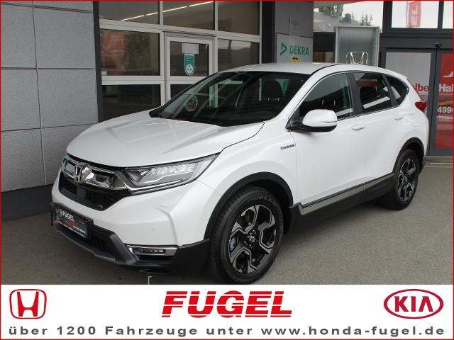 Honda CR-V 2.0 i-MMD HYBRID Elegance 2WD CVT LED Navi