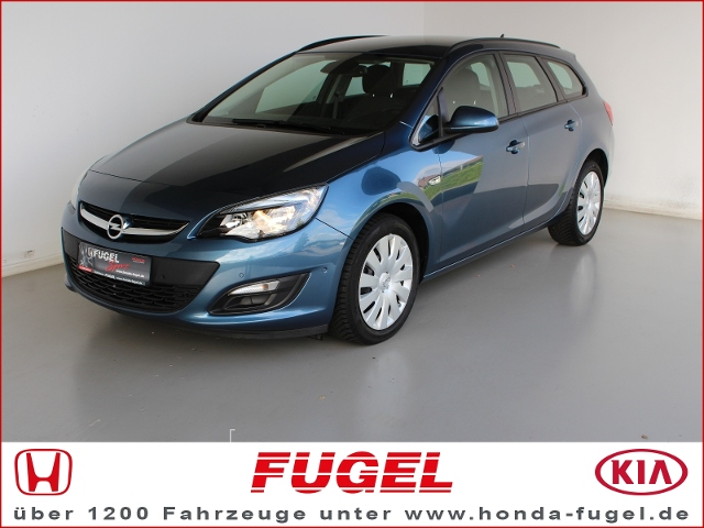 Opel Astra Sports Tourer 1.6 T AT Edition Navi SHZ